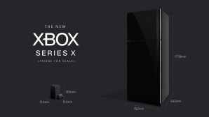 Xbox Series X Konsole und Fridge©Microsoft