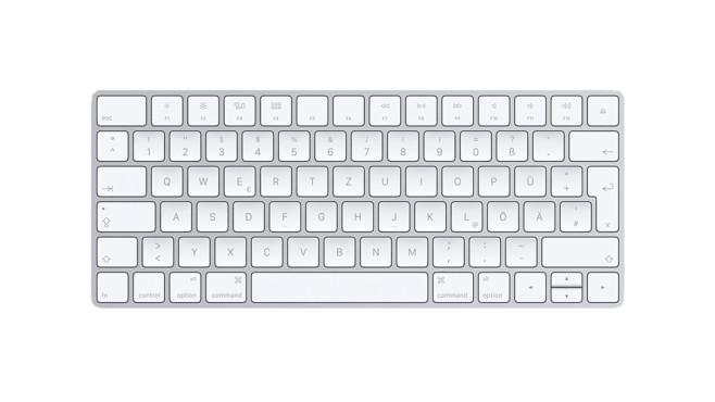 Apple Magic Keyboard©Media Markt