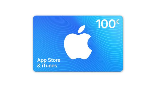 iTunes Geschenkkarte 20 Prozent©Media Markt