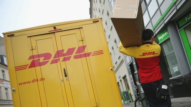 DHL©Getty Images