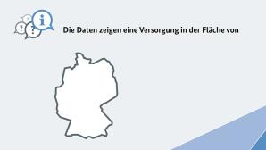 Grafik: Mobilfunkversorgung in Deutschland©Bundesnetzagentur