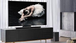 Samsung HW-Q800T im Test: Zusammen mit QLED-Fernsehern des Herstellers klappt das Zusammenspiel besonders gut.©Samsung