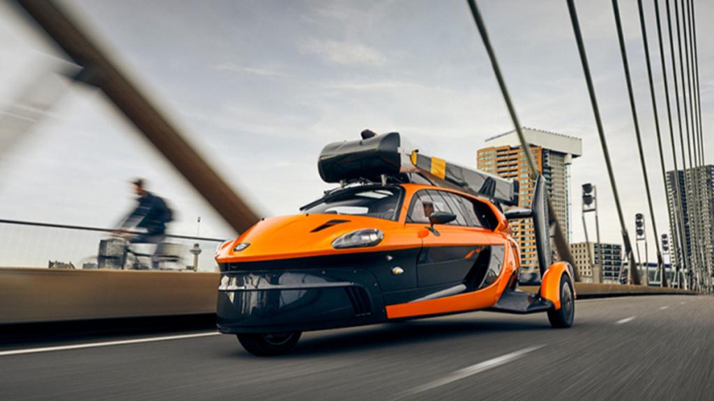PAL-V Liberty: Erstes Flugauto mit Straßenzulassung!