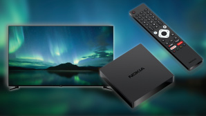 Smart-TV und Streaming-Box von Nokia © Nokia, Stream View