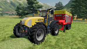 Landwirtschafts-Simulator 19 © Astragon Giants