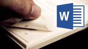 Word: Seitenzahlen einf�gen©iStock.com/Hirurg, Microsoft