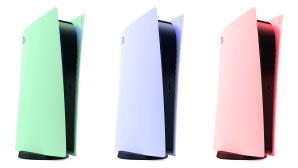 PlayStation 5 in verschiedenen Farben©Sony