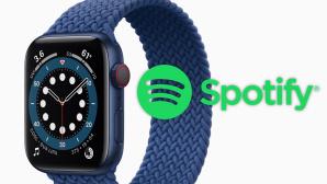 Apple Watch: Spotify nun auch ohne iPhone nutzbar©Apple, Spotify