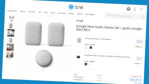 Exklusiver Online-Gutschein smarte Bundel-Angebote von Google©www.tink.de/Screenshot