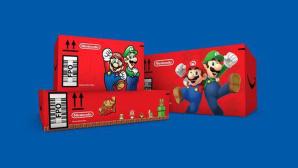 Nintendo-Kartons Amazon©Nintendo / Amazon
