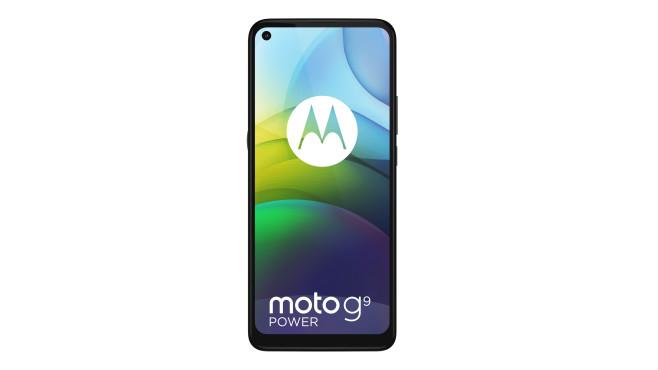Display des Motorola Moto G9 Plus©Motorola