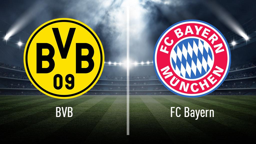 Bundesliga Bayern Gegen Dortmund