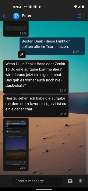 Zenchat (Android-App)