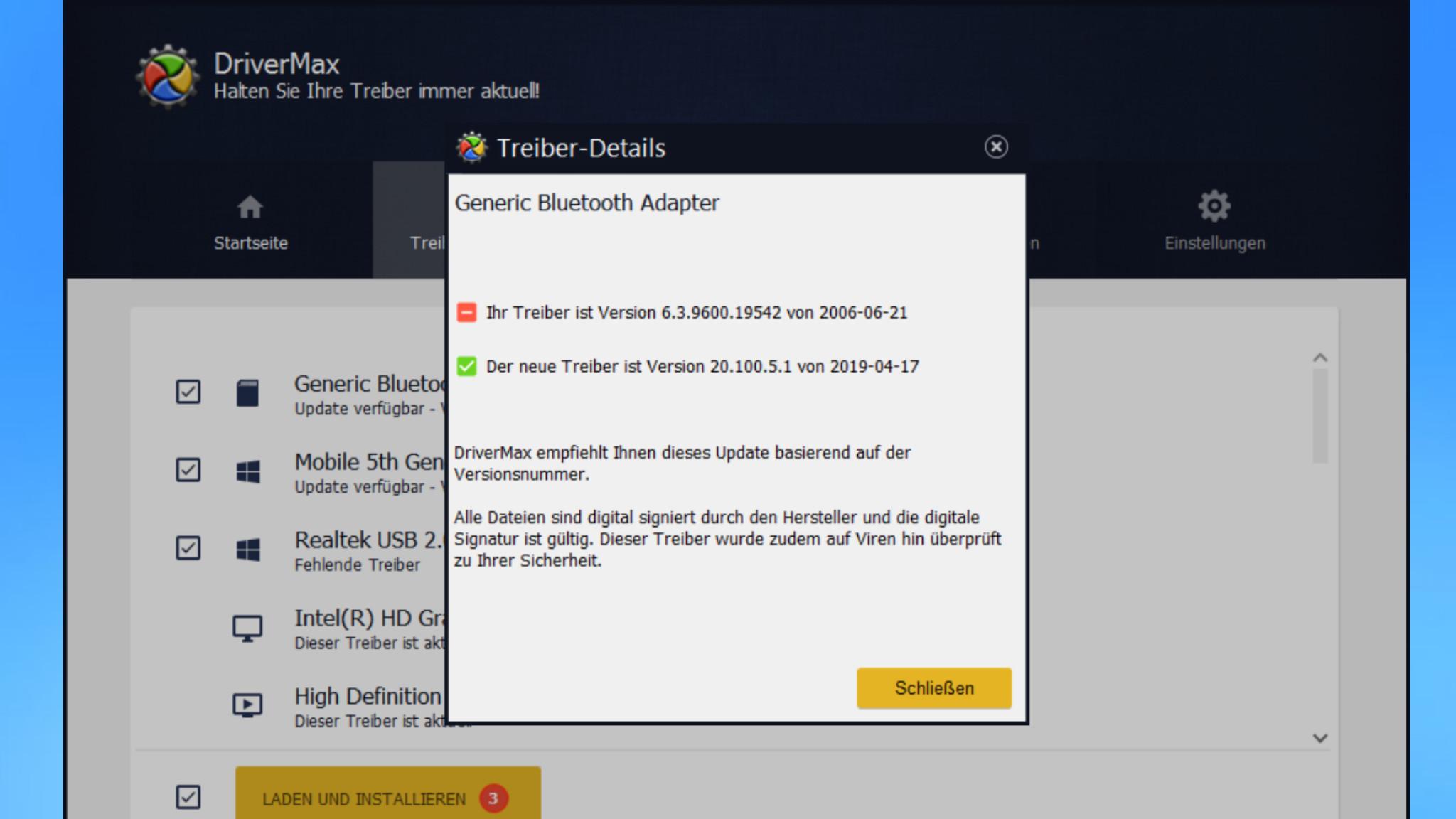 kostenlose software für treiber updates)