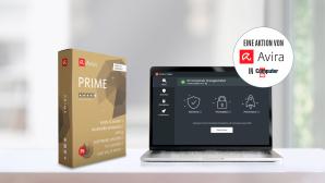 Avira Prime für 19,95 Euro©Avira, iStock.com/BongkarnThanyakij