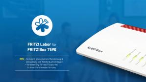 Fritz Labor für FritzBox 7590©AVM