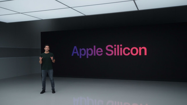 Screenshot Apple-Keynote 2020 © COMPUTER BILD