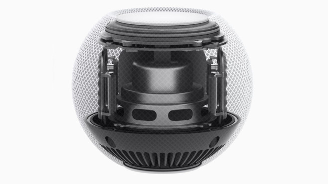 Apple HomePod mini, Innenleben © Apple