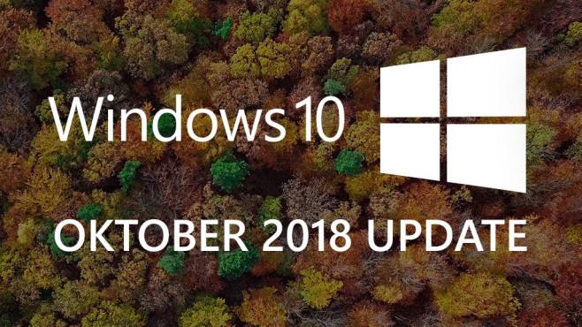 Windows 10 Oktober 2018 Update©istock/rusm, Microsoft