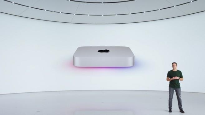 Mac mini mit M1©Apple