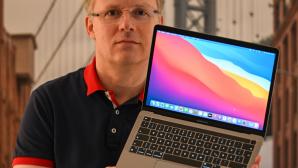 Apple MacBook Pro 2020 im Praxis-Test©COMPUTER BILD