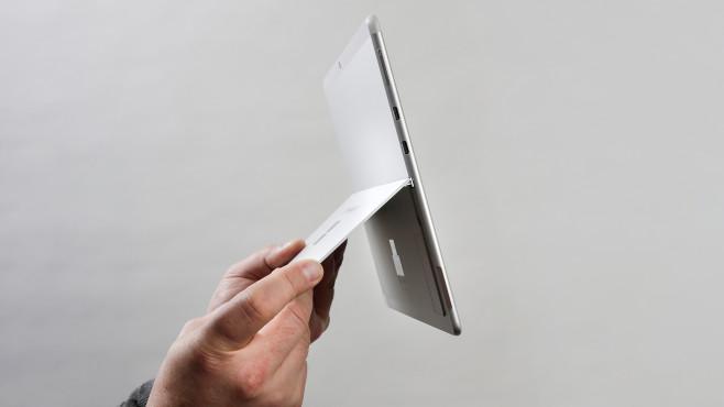 Microsoft Surface Pro X (2020): Test©COMPUTER BILD