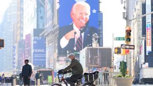 US-Aktien nach Trump-Niederlage: Welche Wertpapiere profitieren von der Wahl Joe Bidens? Gr�ne Technik, Gesundheit, Konsumg�ter: Wir geben einen �berblick, welche Aktien von Joe Bidens Pr�sidentschaft profitieren k�nnten.©Noam Galai / Getty Images