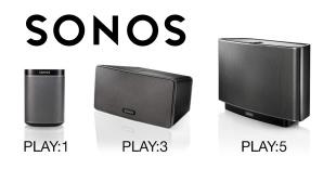 Sonos-Lautsprecher©Sonos