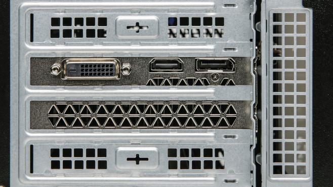 Dell Inspiron G5 Grafikkarte©COMPUTER BILD