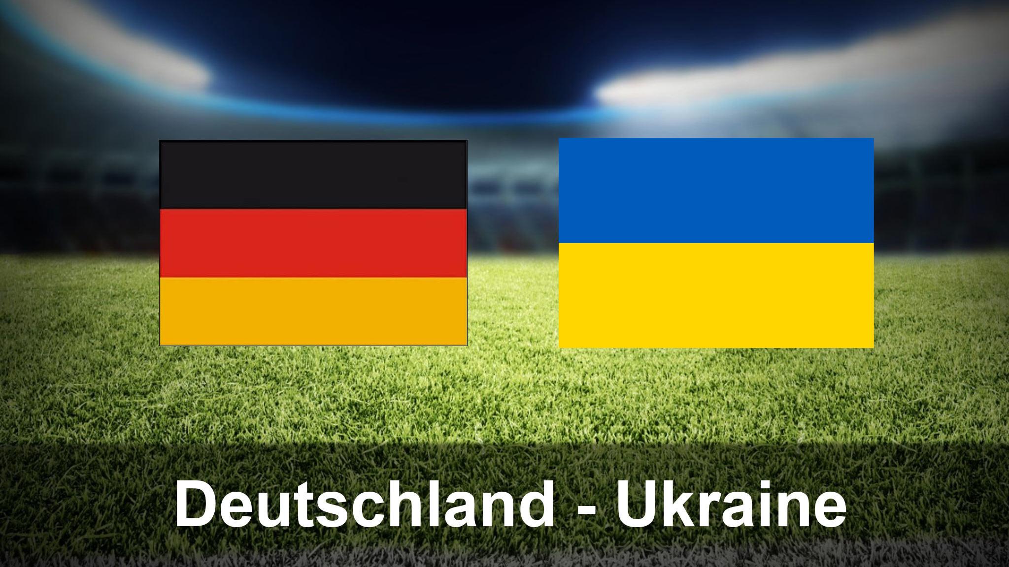 AnstoГџ Deutschland Ukraine