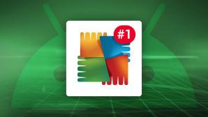 AVG-Logo mit Nummer-1-Symbol©Android, iStock.com/blackdovfx