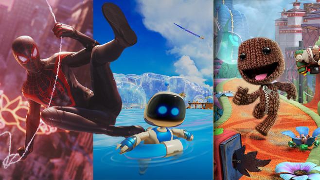PS5-Spiele©Sony