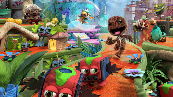 Sackboy: A Big Adventure © Sony