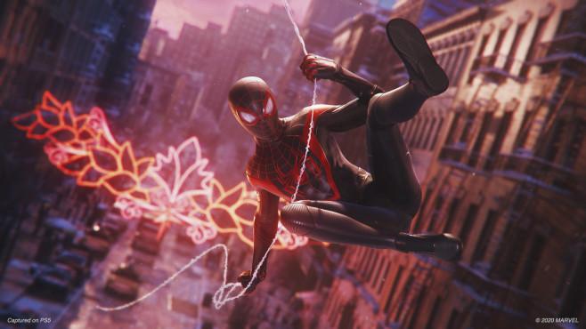 Spider-Man: Miles Morales©Sony