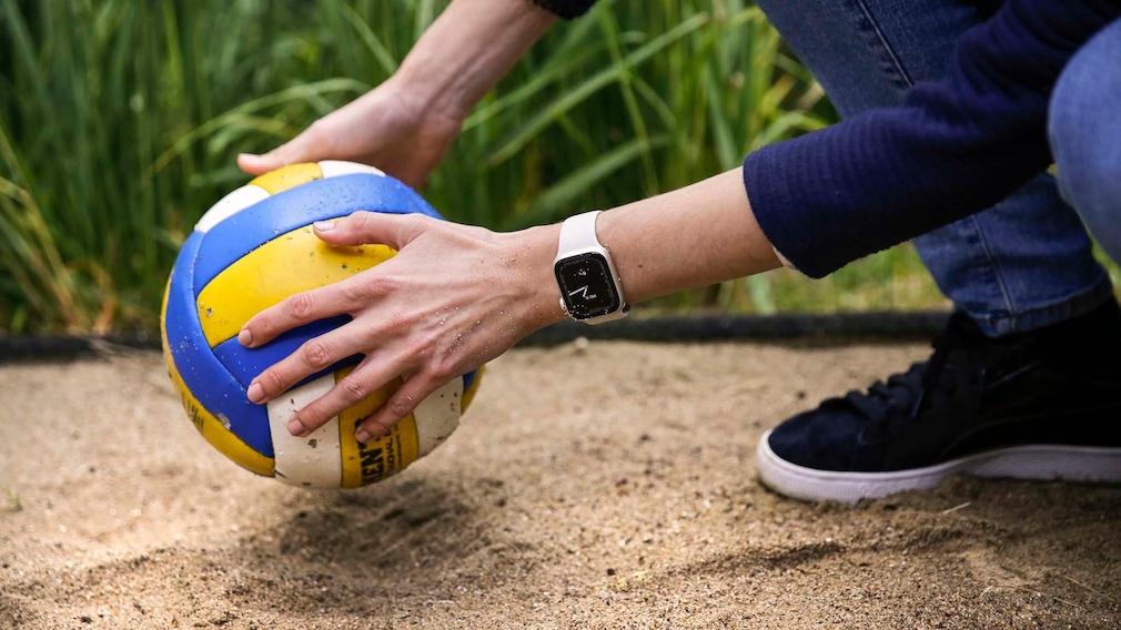Apple Watch 7 Staubdichte
