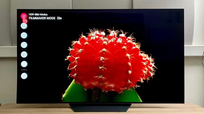 Satte und gleichzeitig natürliche Farben zählen zu den Stärken des LG OLED BX.©COMPUTER BILD