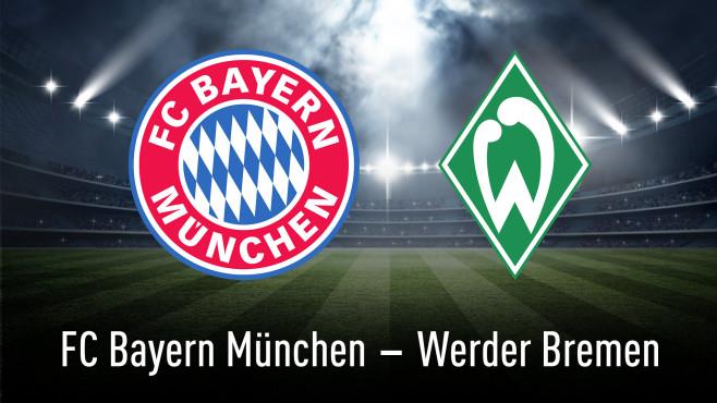 FC Bayern München gegen SV Werder Bremen©FC Bayern München, SV Werder Bremen, efks-Fotolia.com