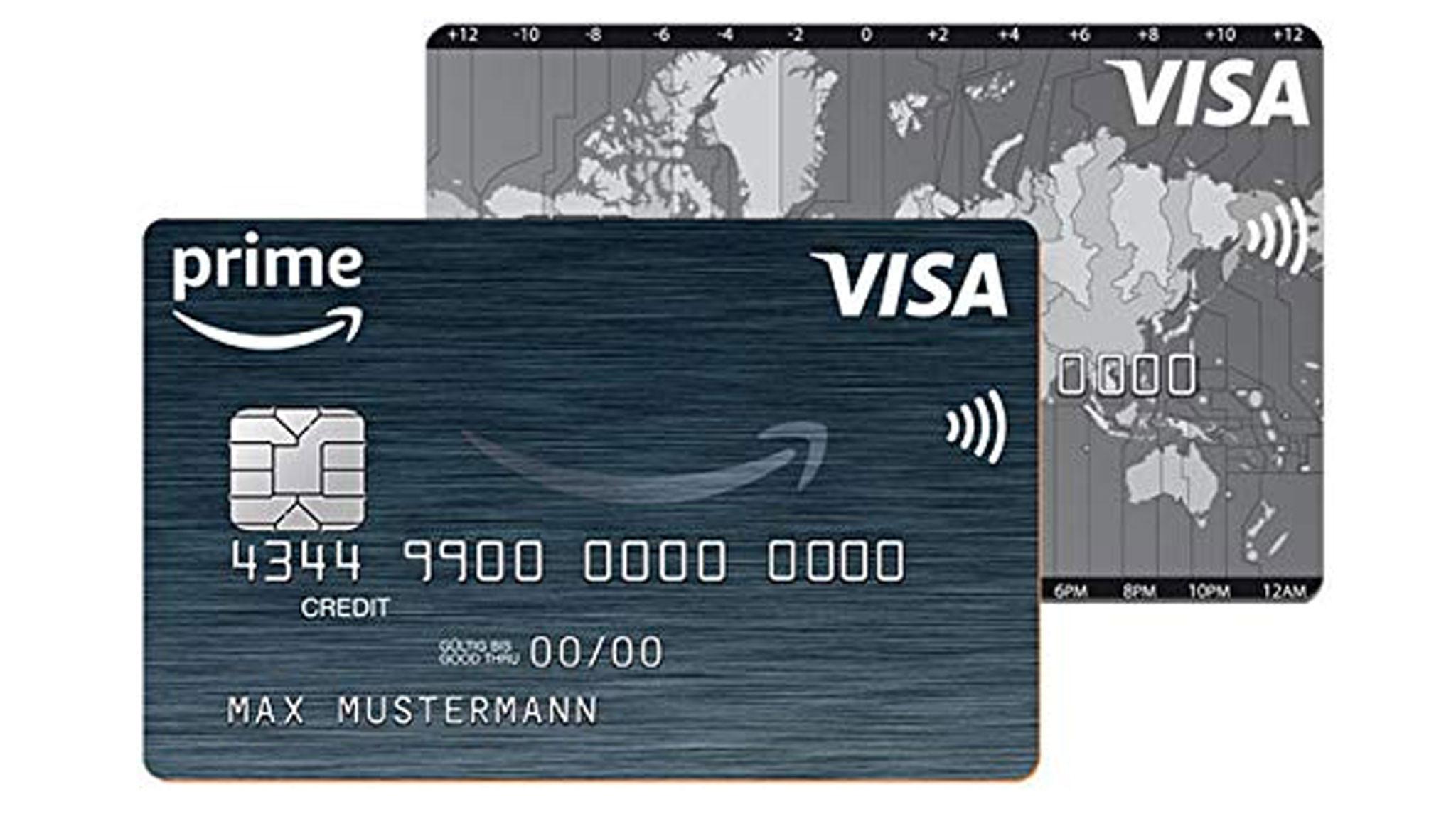 Amazon Visa Card: Jetzt sattes Startguthaben sichern - COMPUTER BILD