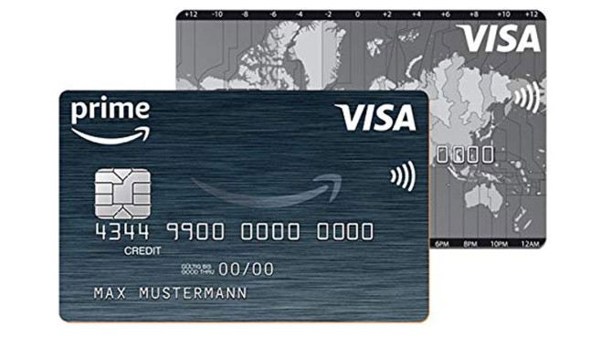 Amazon Vis Card © Amazon