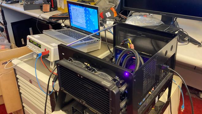 Zotac GeForce RTX 3060 Ti: Test©COMPUTER BILD