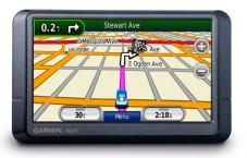 Garmin nüvi 205: Einsteiger-Navigation