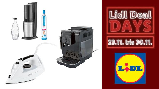 Lidl-Sonderprospekt: Die Deals zum Black Friday©Lidl