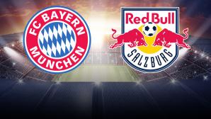Champions League: Bayern M�nchen gegen Salzburg©iStock.com/efks-Fotolia.com, FC Bayern M�nchen, RB Salzburg