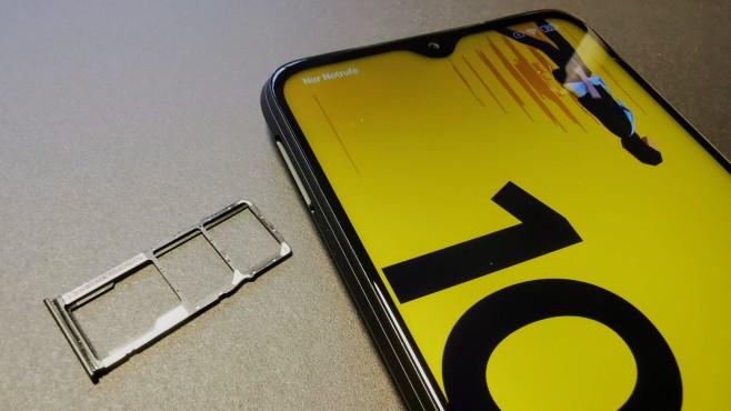 Xiaomi Poco M3©COMPUTER BILD / Michael Huch