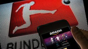 Bundesliga für 99 Cent: Amazon mit neuem Fußball-Angebot Irres Angebot: Amazon bietet den Eurosport Channel für nur 99 Cent an.©Amazon, iStock.com/Stuart Franklin