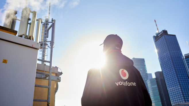 Vodafone Netz©Vodafone