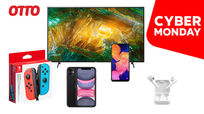 Cyber Monday bei Otto: Top-Angebote des Tages © Otto
