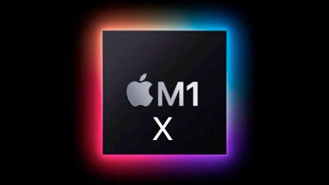 M1X-Prozessor©Apple