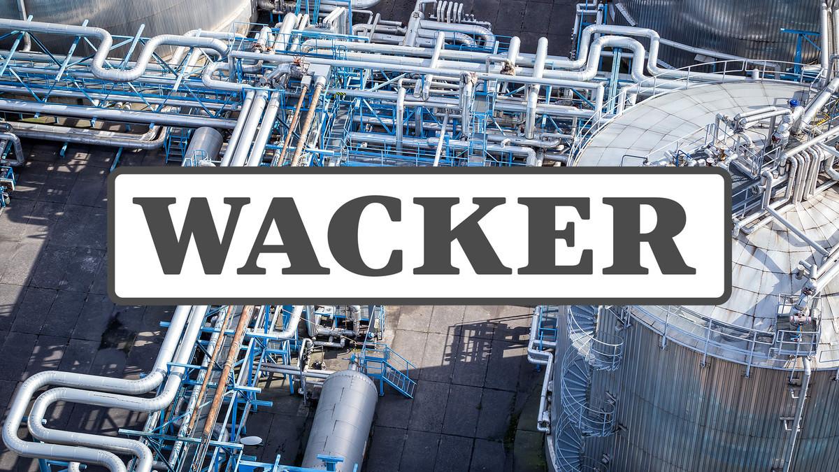 Aktien Wacker