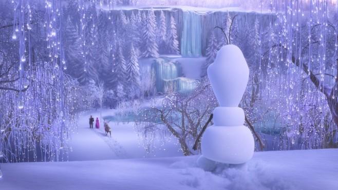 """Weihnachtsfilme Disney Plus: Besinnlichkeit im Lockdown Light Natürlich darf über die Weihnachtstage """"Die Eisprinzessin"""" nicht fehlen.©Pixar / Walt Disney"""
